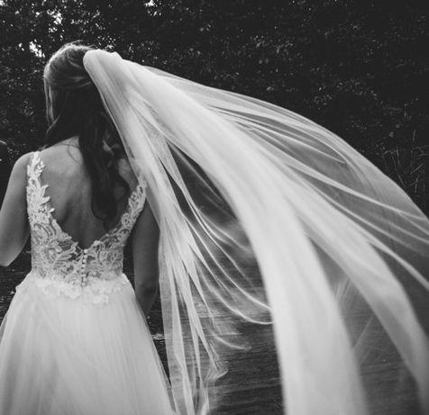 Suknia ślubna Laurita - stan idealny
