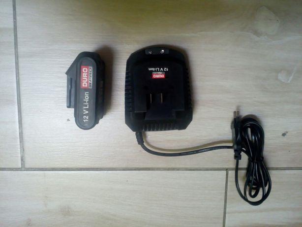 Akumulator + ładowarka
