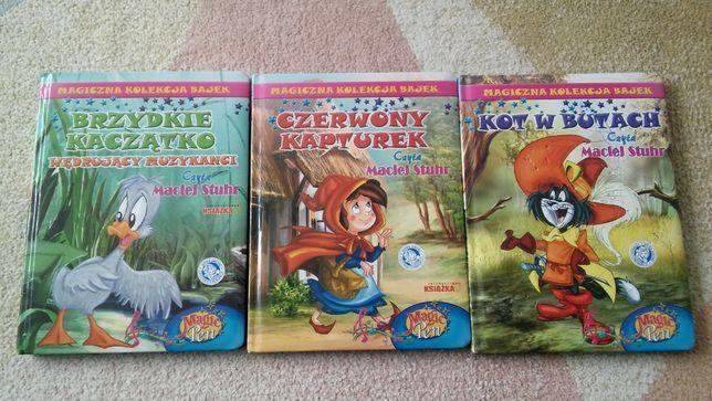 Różne książeczki dla dzieci Turlututu,Jan Brzechwa,Auta,Złota księga
