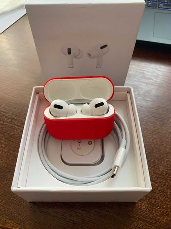 Apple Airpods Pro бу в хорошем состоянии