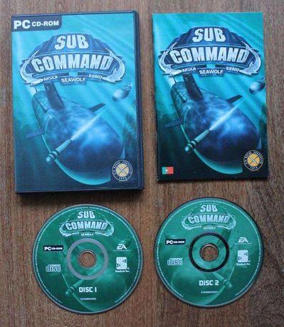 Jogo PC Sub Command (COMO NOVO)