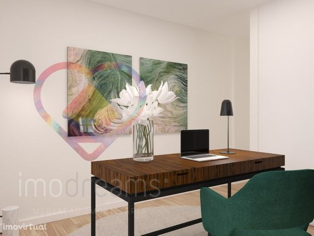 Apartamento T1 | Novo | 2 Frentes | Encosta Do Moinho - V...