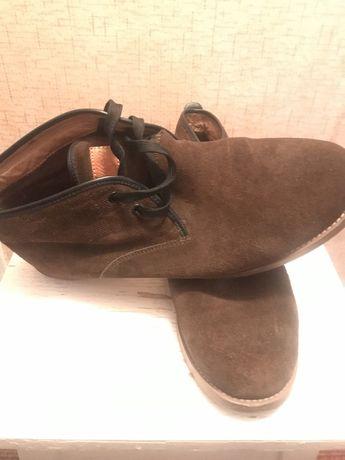 Осенние ботинки Louis Vuitton