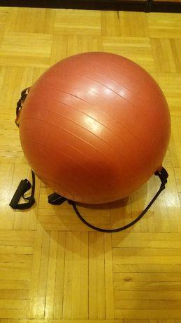 Piłka do ćwiczeń z uchwytami