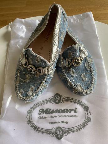 Італійське взуття Missouri