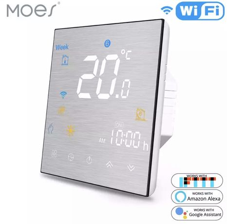 Wi-Fi умный термостат