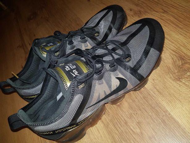 Nike Vapormax / vapormaxy rozmiar 46 złotoszare  idealny stan