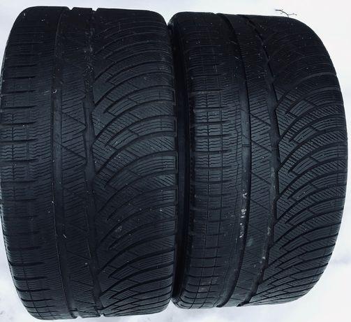 Michelin 275/30r20 2 шт зима резина шины б/у склад