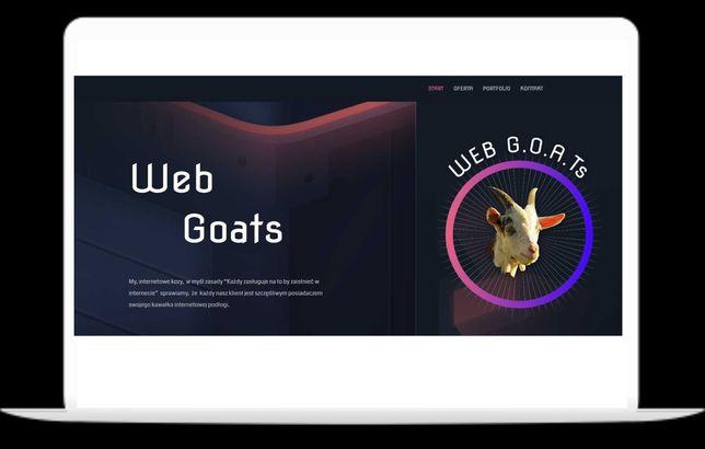 Tworzymy strony internetowe, reklamę w internecie/reklamę tradycyjną