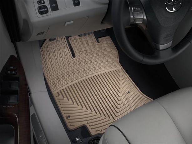 Коврики автомобильные резиновые Toyota Venza 2009-2013