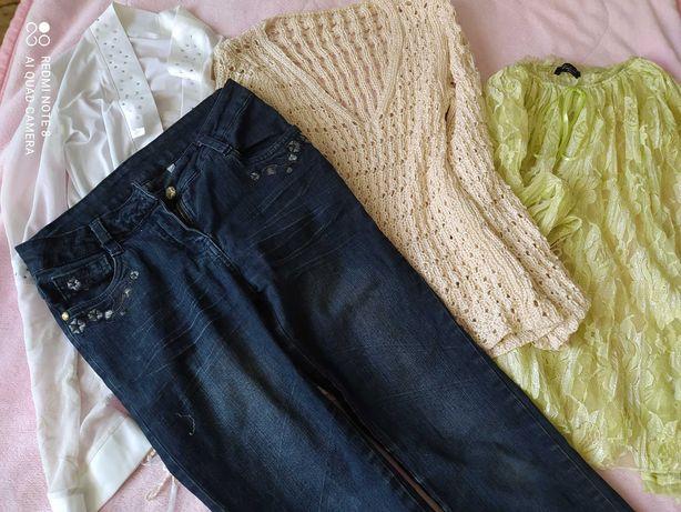 Одяг на худесеньку дівчинку чи підлітка