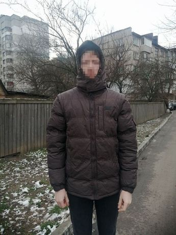 Пуховик курточка зимняя