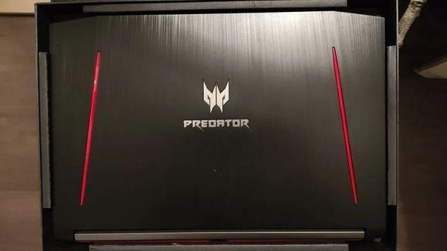 Acer Predator Helios 300 i5-7300HQ/16GB/128ssd+1TB/GTX1050TI