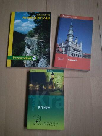 przewodniki turystyczne kraków poznań słowacja słowacki raj