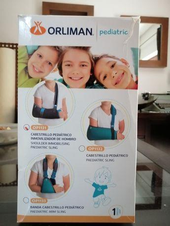 Apoio de braço pediátrico - ORLIMAN