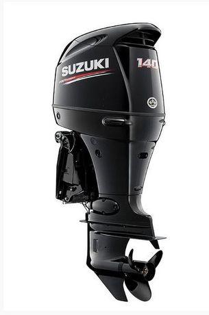 Silnik zaburtowy Suzuki DF 140 ATX Model 2021 + AKCESORIA