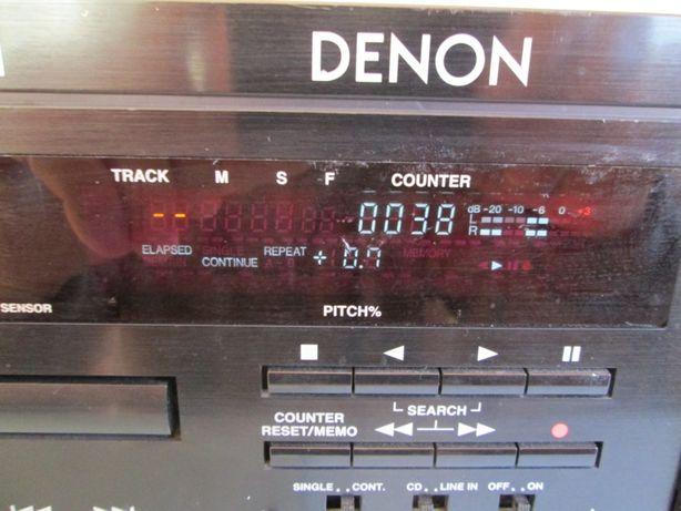 Sistema de Som marca Denon modelo DN-620.