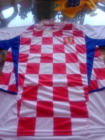 camisola oficial da selecção da Croátia