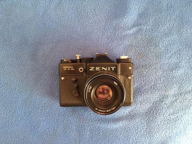 Aparat fotograficzny Zenith TTL
