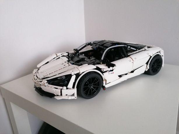 Klocki Mould King Technic McLaren 720s 1:8 jak Lego 42056,42083,42115