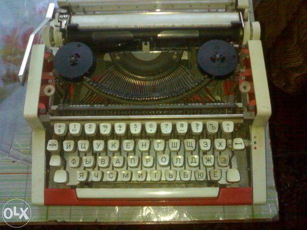 Печатная машинка из Югославии