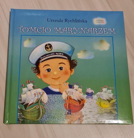 Tomcio Marynarzem książka dla dzieci