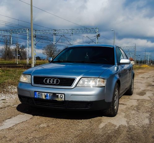 Audi a6 c5 1.9 TDI 110 afn automat