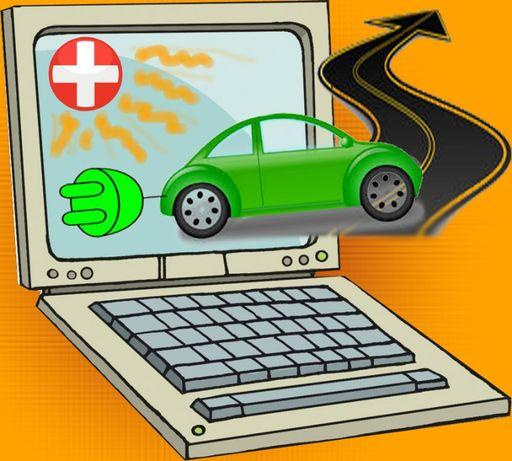 Naprawa, pomoc przy komputerach, laptopach, tabletach, TV, autach