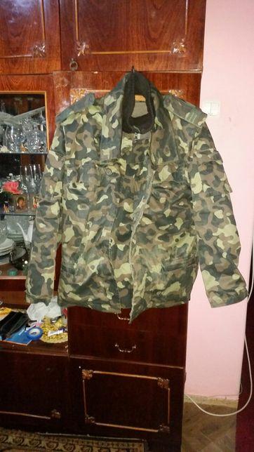 Військова комуфляжна зимова куртка
