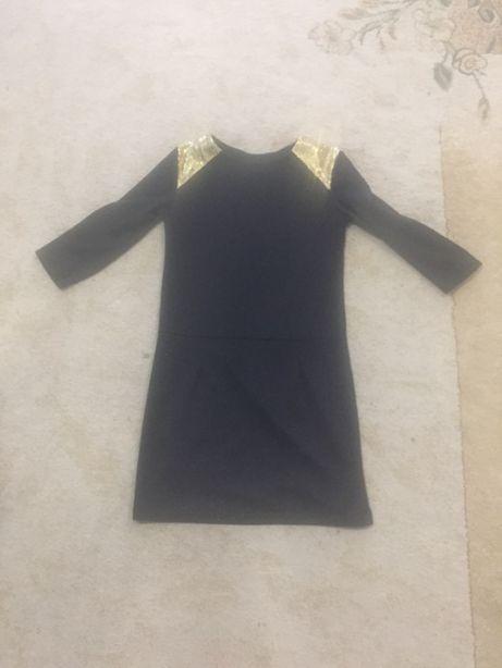 Платья трикотажные. Размер XS-S