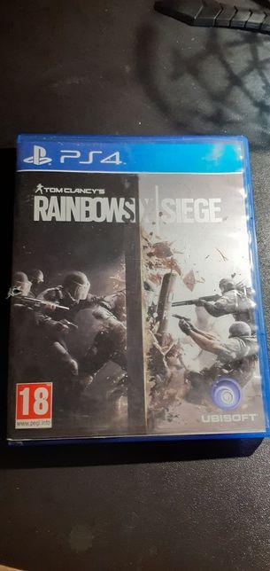 Gra ps4  tom clancys rainbow six siege 20zl