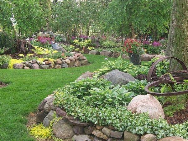 Ogrodnik projektowanie zakładanie ogrodów.