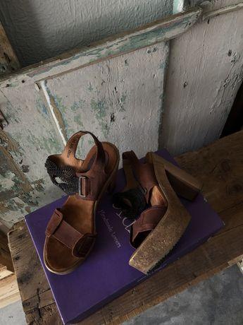 Sandalia de Salto Xuz