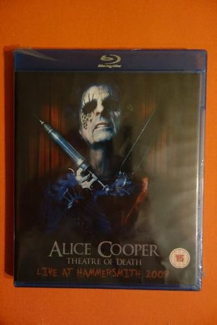 BR Alice Cooper: Theatre Of Death [Blu-Ray] Live at Hammersmith 2009
