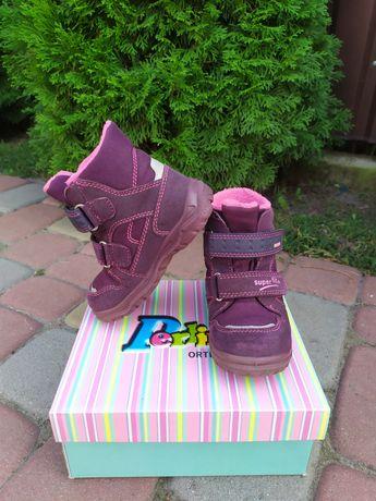 Зимние ботиночки Super Fit 23 размер