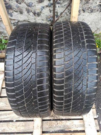 Hankook 225/55r17 2 шт пара лето резина шины б/у склад