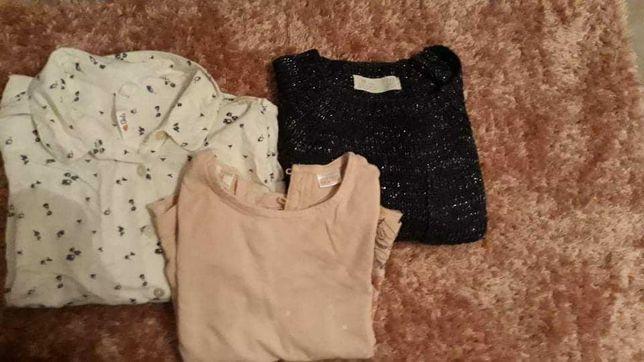 Camisolas variadas de menina
