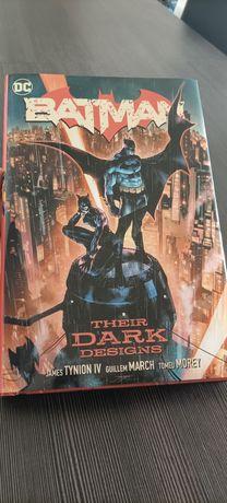 Komiks Batman vol 1 Their Dark Designs