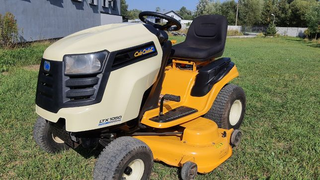 Kosiarka Traktorek Cub Cadet LTX 1050 24 KM V TWIN 2014 r. / Husqvarna