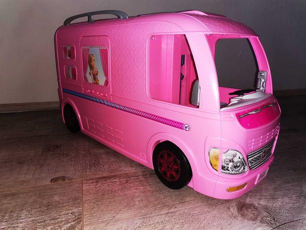 Kamper Barbie. Polecam