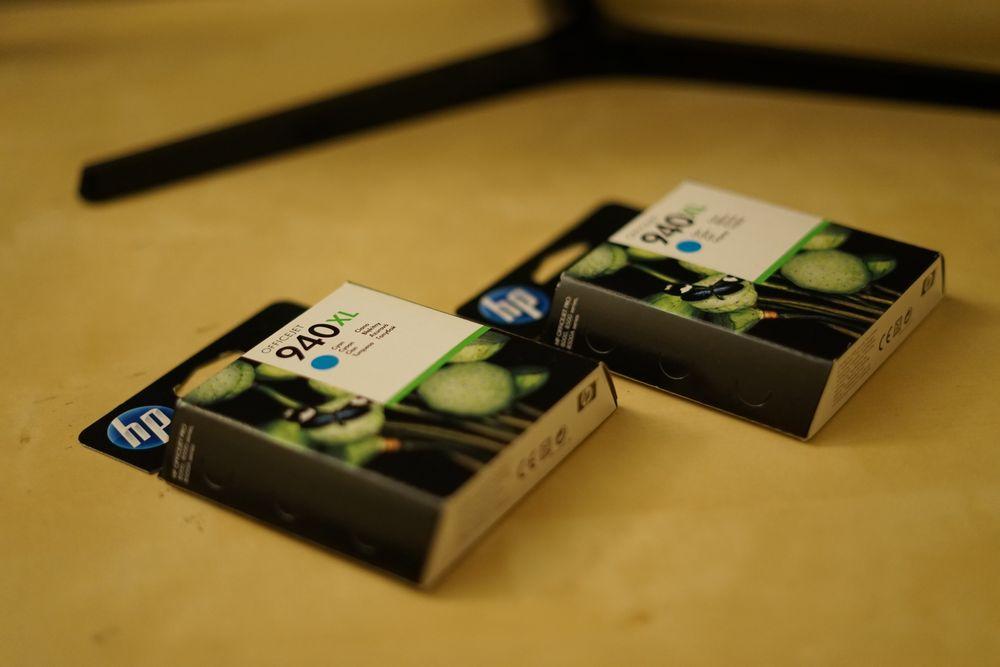 Tinteiros HP 940XL