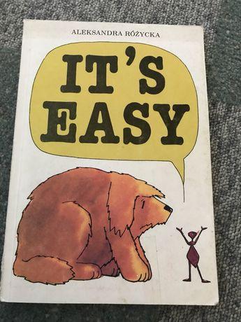 It,s easy książka do angielskiego