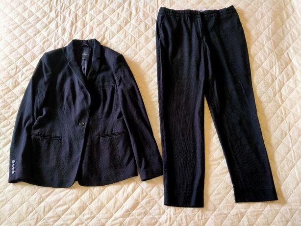 garsonka NEXT marynarka + spodnie