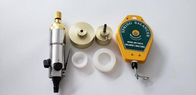 Ручной укупорщик крышек и пробок пневматический ручний машина бутылок