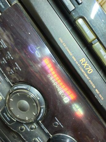 Wieża Sony HCD-RX70