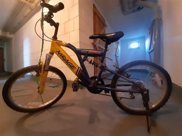 Rower Mirage, 20cali, dla dzieci