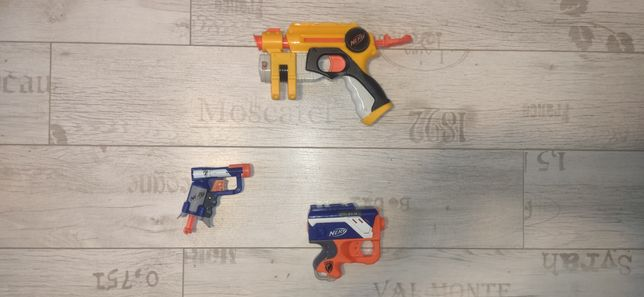 Nerfy pistolety OKAZJA