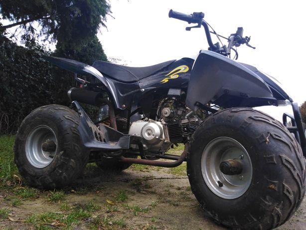 Quad ATV 110 sprawny.