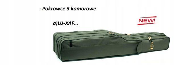 Jaxon Pokrowiec 3-Komorowy UJ-XAF