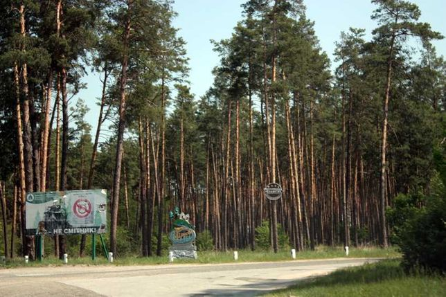 Земельна ділянка Київська обл., Вишгородський район.